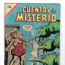Tebeos: CUENTOS DE MISTERIO - AÑO VII - Nº 111: 1º DE JUNIO DE 1967 *** NOVARO MÉXICO ***. Lote 172827453