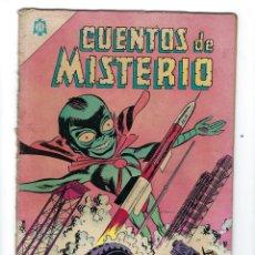Tebeos: CUENTOS DE MISTERIO - AÑO VI - Nº 89: 1º DE JULIO DE 1966 *** NOVARO MÉXICO ***. Lote 172827793