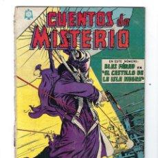Tebeos: CUENTOS DE MISTERIO - AÑO V - Nº 72: 15 DE OCTUBRE DE 1965 *** NOVARO MÉXICO ***. Lote 172828324