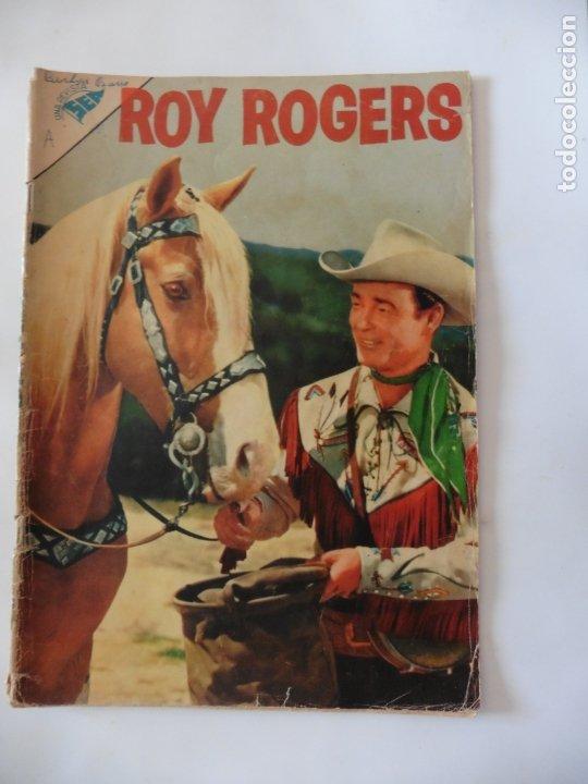 ROY ROGERS Nº 55 NAVARO ORIGINAL (Tebeos y Comics - Novaro - Roy Roger)