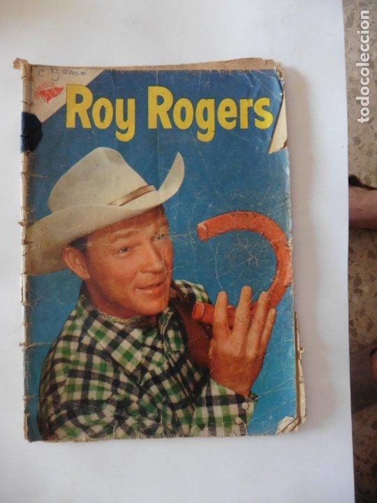 ROY ROGERS Nº 33 NAVARO ORIGINAL (Tebeos y Comics - Novaro - Roy Roger)