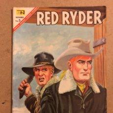 Tebeos: RED RYDER N° 159. EDITORIAL NOVARO 1967. MUY BUEN ESTADO.. Lote 173100740