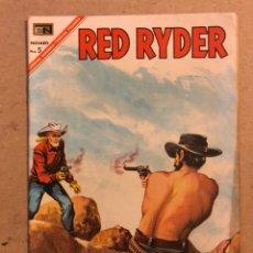 Tebeos: RED RYDER N° 163. EDITORIAL NOVARO 1967. MUY BUEN ESTADO.. Lote 173100759