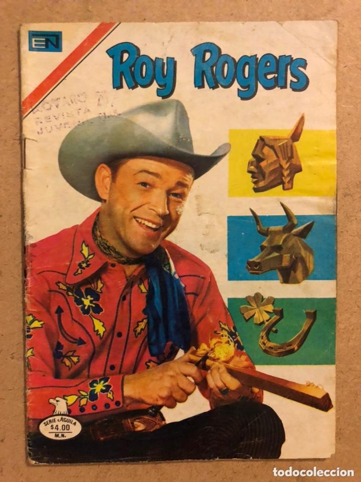 ROY ROGERS N° 2433. EDITORIAL NOVARO 1979. SERIE ÁGUILA. (Tebeos y Comics - Novaro - Roy Roger)