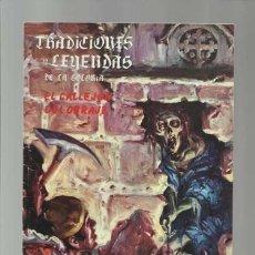 Tebeos: TRADICIONES Y LEYENDAS DE LA COLONIA 83, 1965, EDICIONES LATINOAMERICANAS. COLECCIÓN A.T.. Lote 173197397