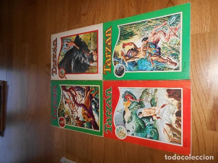 Tebeos: LOTE TARZAN LIBRO COMIC TOMO II X XI XII NOVARO BUEN ESTADO - Foto 4 - 173474942