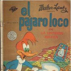 Tebeos: EL PAJARO LOCO # 9 NOVARO. Lote 173516433