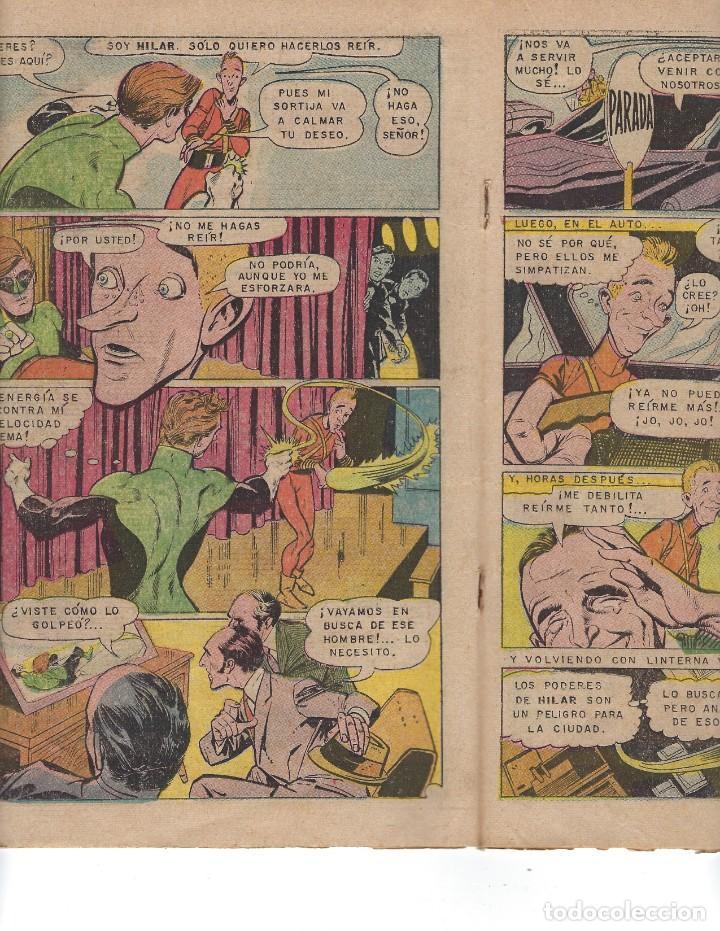 Tebeos: BATMAN - EL HOMBRE MURCIÉLAGO, AÑO XVIII, Nº 565, 7 DE ENERO DE 1971 ***EDITORIAL NOVARO*** - Foto 4 - 173810887