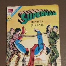 Tebeos: SUPERMAN, INVASORES, VÁYANSE DE AQUÍ, NUMERO 877. Lote 174037240