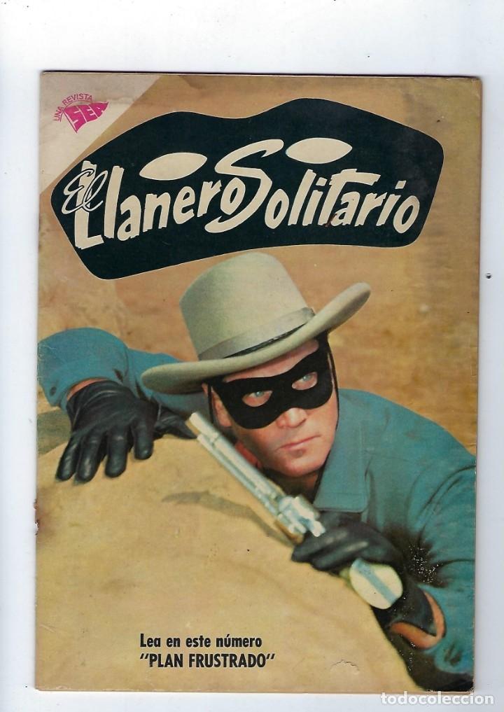 EL LLANERO SOLITARIO: AÑO VI, Nº 75 - 1º DE JUNIO DE 1959 *** EDITORIAL NOVARO - UNA REVISTA SEA *** (Tebeos y Comics - Novaro - El Llanero Solitario)