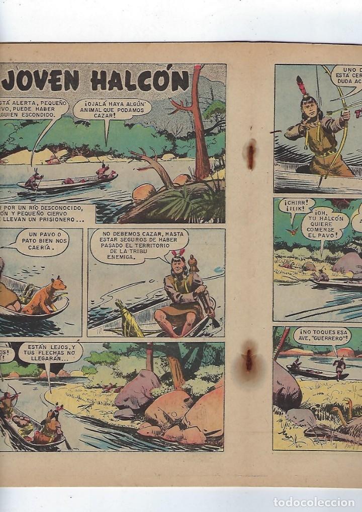 Tebeos: EL LLANERO SOLITARIO: AÑO VI, Nº 75 - 1º DE JUNIO DE 1959 *** EDITORIAL NOVARO - UNA REVISTA SEA *** - Foto 4 - 174383668
