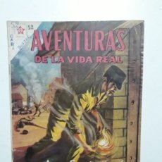 Tebeos: AVENTURAS DE LA VIDA REAL N° 52 - ORIGINAL EDITORIAL NOVARO. Lote 174432799