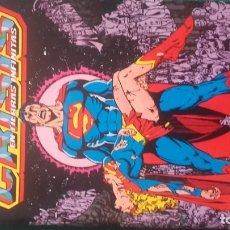 Tebeos: INCREÍBLE COMIC DE SUPERMAN CON LA TRAGICA MUERTE DE SUPERGIRL. Lote 174498534