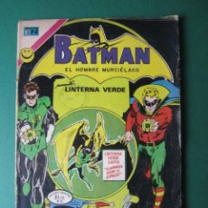 Tebeos: BATMAN (1954, ER / NOVARO) 651 · 12-X-1972 · LLAMADOS DESDE EL ESPACIO. Lote 174584968