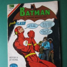 Tebeos: BATMAN (1954, ER / NOVARO) 599 · 10-X-1971 · BATMAN. Lote 174585742