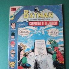 Tebeos: BATMAN (1954, ER / NOVARO) 689 · 5-VII-1973 · BATMAN. Lote 174587270