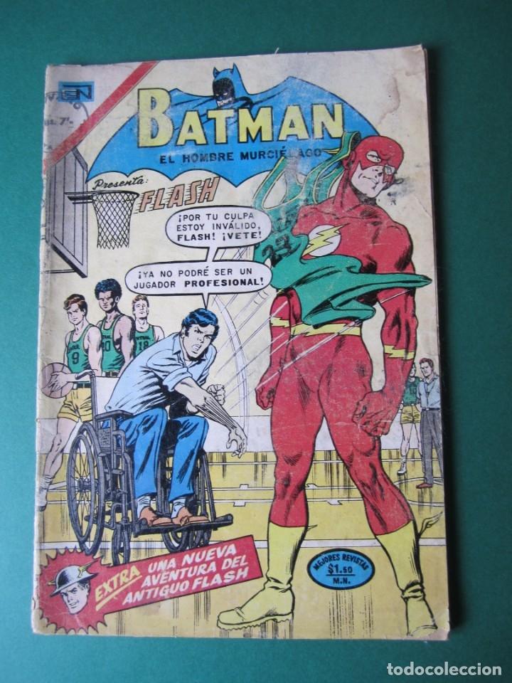 BATMAN (1954, ER / NOVARO) 613 · 20-I-1972 · BATMAN (Tebeos y Comics - Novaro - Batman)