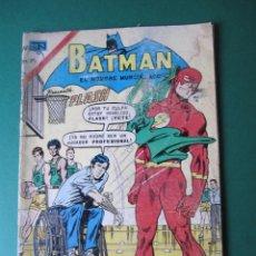 Tebeos: BATMAN (1954, ER / NOVARO) 613 · 20-I-1972 · BATMAN. Lote 174591978