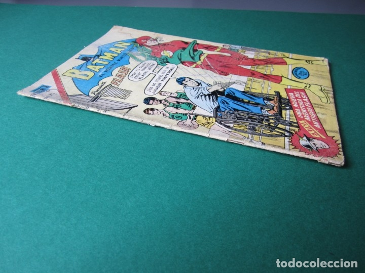 Tebeos: BATMAN (1954, ER / NOVARO) 613 · 20-I-1972 · BATMAN - Foto 3 - 174591978