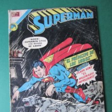 Tebeos: SUPERMAN (1952, ER / NOVARO) 894 · 30-IV-1973 · SUPERMÁN. Lote 174605484