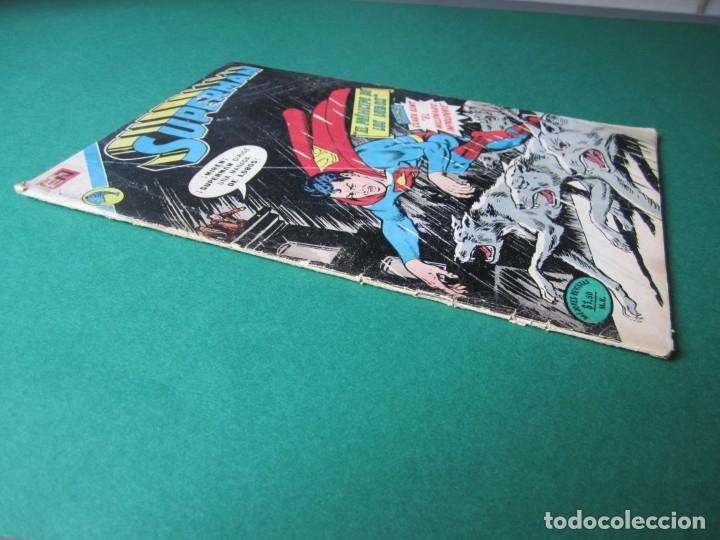Tebeos: SUPERMAN (1952, ER / NOVARO) 894 · 30-IV-1973 · SUPERMÁN - Foto 3 - 174605484
