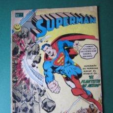 Tebeos: SUPERMAN (1952, ER / NOVARO) 864 · 2-X-1972 · SUPERMÁN. Lote 174623669