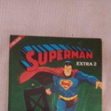 Tebeos: SUPERMAN - EXTRA 2. TAPA DURA. Lote 174644032