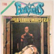 Tebeos: COLECCIONABLE COMIC FANTOMAS N° 165 - 23 DE ABRIL 1973 EDITORIAL NOVARO. Lote 174682117