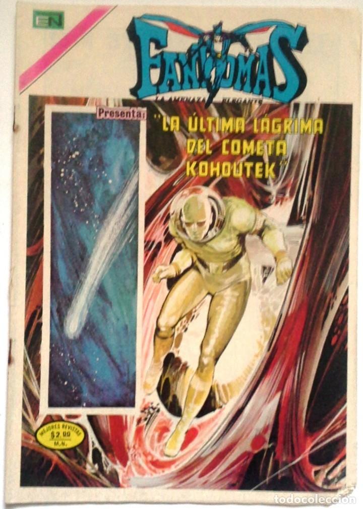COLECCIONABLE COMIC N° 175 - 25 DE AGOSTO 1974 EDITORIAL NOVARO (Tebeos y Comics - Novaro - Otros)