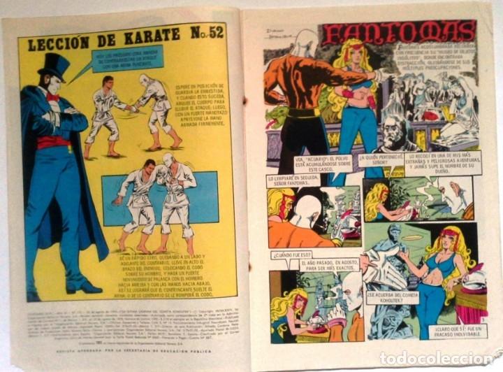 Tebeos: Coleccionable Comic N° 175 - 25 De Agosto 1974 Editorial Novaro - Foto 2 - 174693733