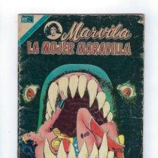 Tebeos: MARVILA - SERIE AVESTRUZ: AÑO XXI, Nº 3 - 234, 15 DE AGOSTO DE 1980 *** EDITORIAL NOVARO ***. Lote 175061338