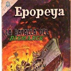 Tebeos: NOVARO (EPOPEYA) Nº 89. Lote 175366207