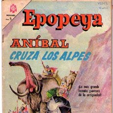 Tebeos: NOVARO (EPOPEYA) Nº 95. Lote 175366233