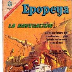 Tebeos: NOVARO (EPOPEYA) Nº 101. Lote 175366312