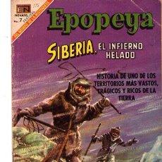 Tebeos: NOVARO (EPOPEYA) Nº 128. Lote 175366348