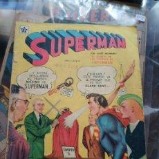 Tebeos: SUPERMAN NOVARO AÑO I NUMERO 9. Lote 175408402