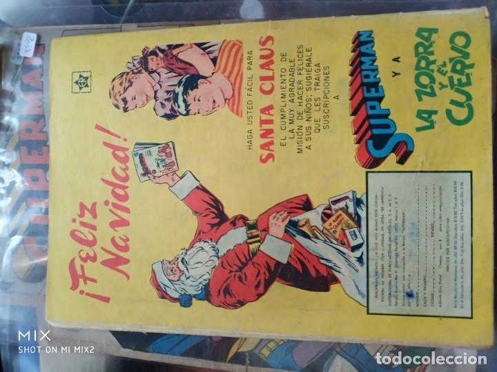 Tebeos: SUPERMAN NOVARO Año I Numero 9 - Foto 3 - 175408402