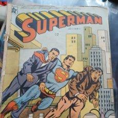 Tebeos: SUPERMAN NOVARO AÑO 1 NUMERO 3. Lote 175408615