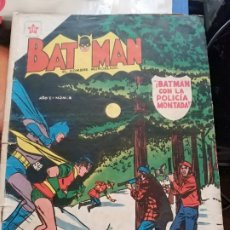 Tebeos: BATMAN 1- N* 6 ( JULIO 1954) NOVARO. Lote 175408807