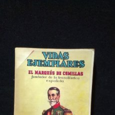 Tebeos: TOMO CON 14 NUMEROS DE VIDAS EJEMPLARES. Lote 175412607
