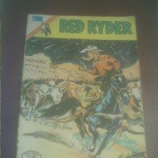 Tebeos: RED RYDER NOVARO SERIE AGUILA 353 . Lote 175462262