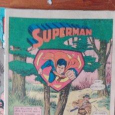 Tebeos: SUPERMAN. EL ULTIMO DINORNIS SOBRE LA TIERRA. Nº 999. 8 DE FEBRERO DE 1975. Lote 175500103