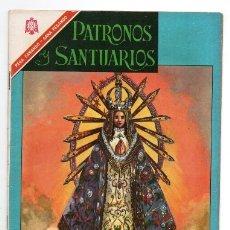 Tebeos: PATRONOS Y SANTUARIOS # 4 NOVARO 1966 NUESTRA SEÑORA DE LUJAN ARGENTINA EXCELENTE ESTADO. Lote 175813419