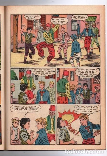Tebeos: VIDAS ILUSTRES # 49 NOVARO 1960 ALBERT SCHWEITZER MEDICO DE LA SELVA EXCELENTE ESTADO - Foto 3 - 175814857