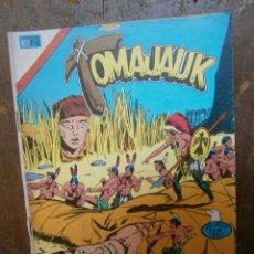 Tebeos: TOMAJAUK # 243 EDITORIAL NOVARO SERIE AGUILA MEXICO 1975. Lote 175928252