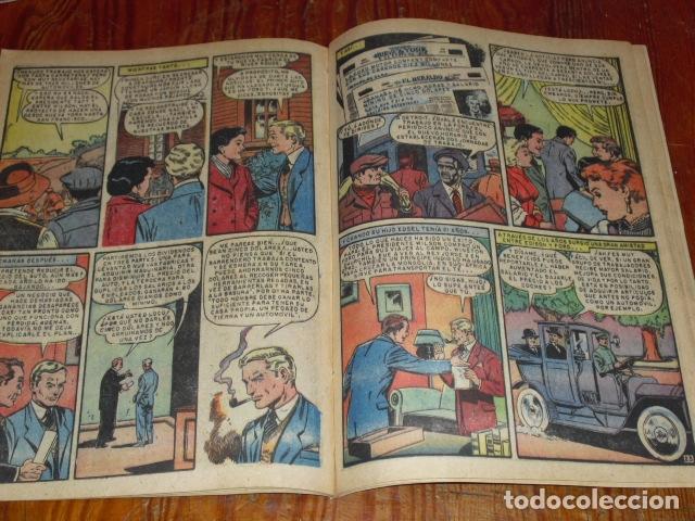 Tebeos: HISTORIA DE HENRY FORD - NOVARO VIDAS ILUSTRES Nº 32 - 1958 - - Foto 3 - 176005179