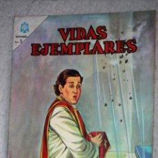 Tebeos: VIDAS EJEMPLARES Nº 184 : EL BEATO JUAN NEUMANN. (NOVARO) AÑO 1964. Lote 176006952