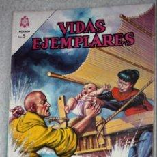 Tebeos: VIDAS EJEMPLARES Nº 207 : EL PADRE MATEO RICCI. (NOVARO) AÑO 1965. Lote 176007442