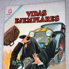 Tebeos: VIDAS EJEMPLARES Nº 192 : DON JOSE GREGORIO HERNANDEZ ,EL SIERVO DE DIOS. (NOVARO) AÑO 1965. Lote 176007718