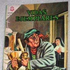 Tebeos: VIDAS EJEMPLARES Nº 196 : MADRE MARIA BENITA ARIAS. (NOVARO) AÑO 1965. Lote 176008024